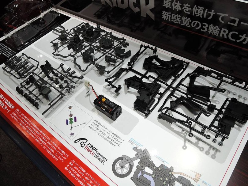 Tamiya-Dancing-Rider-T3-01-CHASSIS-Tricycle-11