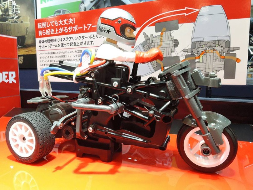 Tamiya-Dancing-Rider-T3-01-CHASSIS-Tricycle-17