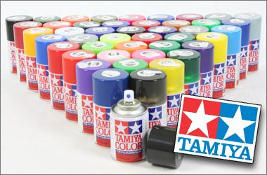 Tamiya-ps -Paint