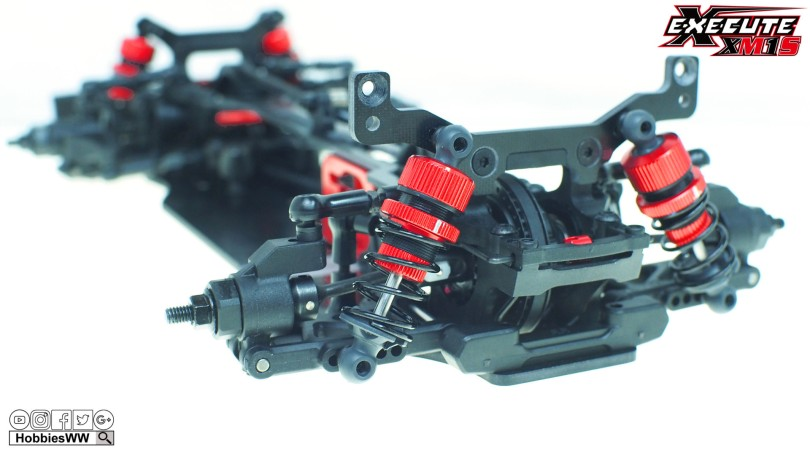 Xpress-Execute-XM1S-1-10-4WD-Mini-Touring-Car-Kit-EP-M-Chassis-210mm107