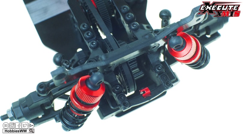 Xpress-Execute-XM1S-1-10-4WD-Mini-Touring-Car-Kit-EP-M-Chassis-210mm128