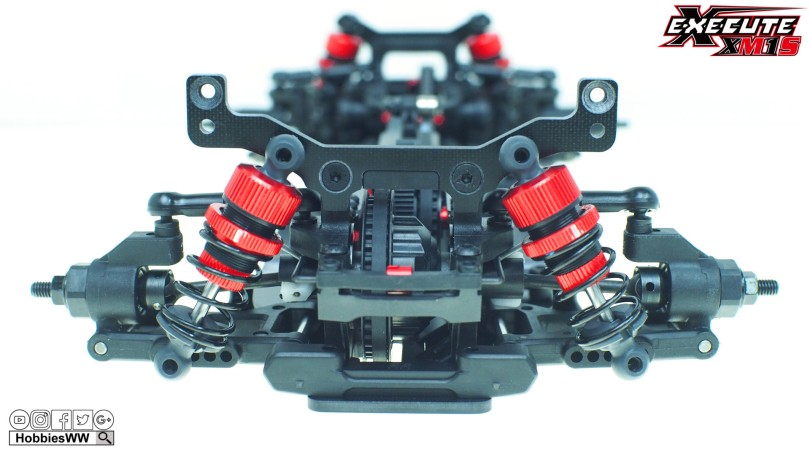 Xpress-Execute-XM1S-1-10-4WD-Mini-Touring-Car-Kit-EP-M-Chassis-210mm106