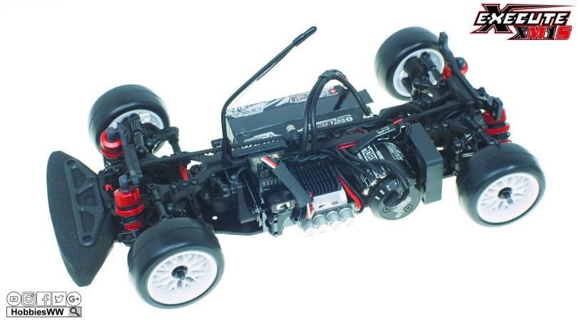 Xpress-Execute-XM1S-1-10-4WD-Mini-Touring-Car-Kit-EP-M-Chassis-210mm147