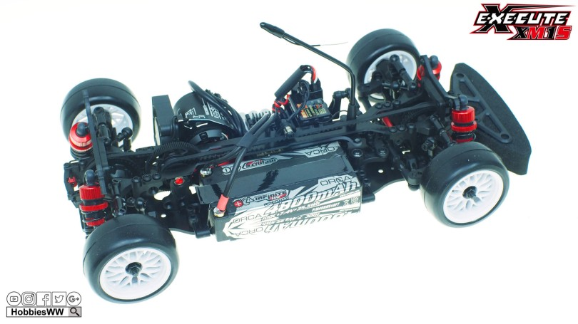 Xpress-Execute-XM1S-1-10-4WD-Mini-Touring-Car-Kit-EP-M-Chassis-210mm149