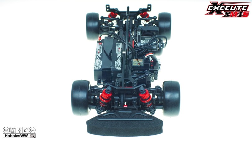 Xpress-Execute-XM1S-1-10-4WD-Mini-Touring-Car-Kit-EP-M-Chassis-210mm151