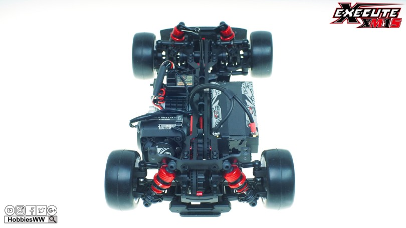 Xpress-Execute-XM1S-1-10-4WD-Mini-Touring-Car-Kit-EP-M-Chassis-210mm152