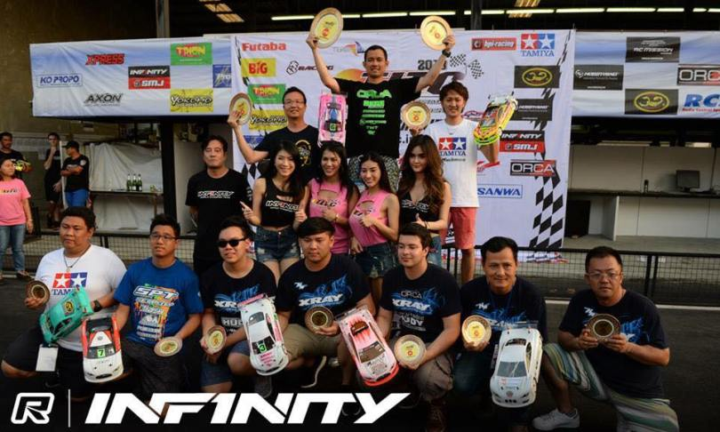 TITC2018-thailand-international-rc-touring-car-championship-Video-review-Open Brushless 13.5T