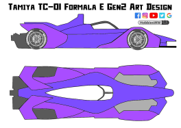 tamiya_58681_Art_DesignTamiya TC-01 Formala E Gen2 Art Design_ed_pu#